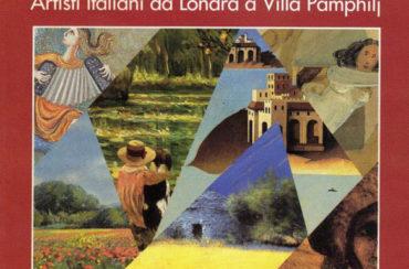 I colori dell'italia villa phamphilj